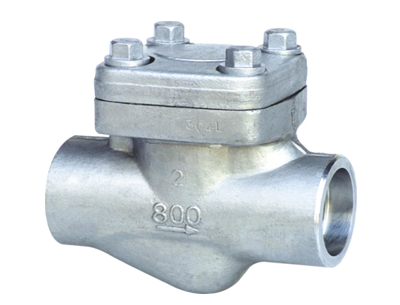 Forged Steel Flanged Check Valve