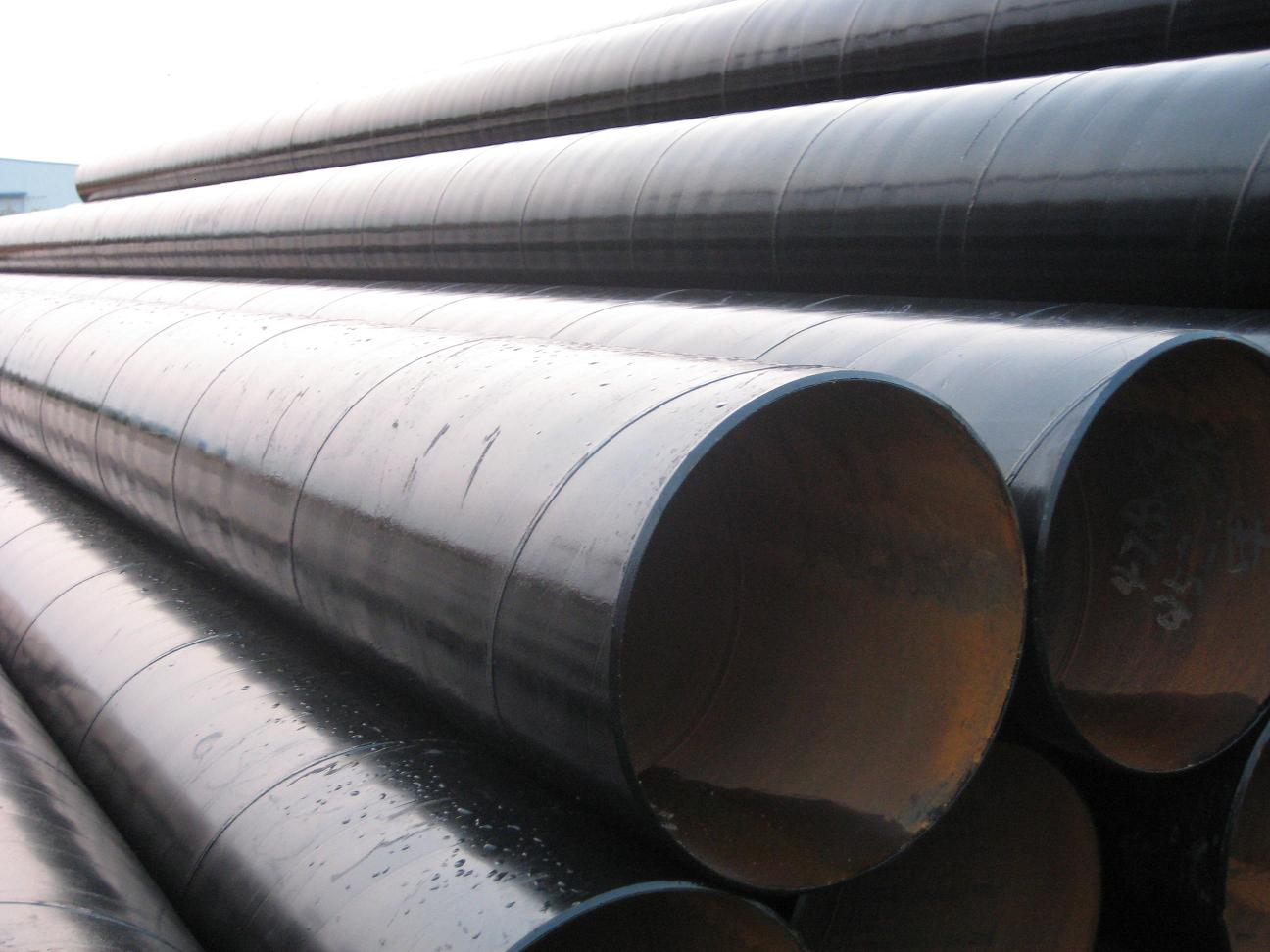 Line Pipes, seamless and welded