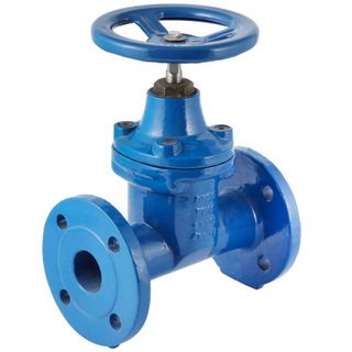 DIN Cast Iron Gate Valve